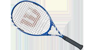 Jak vybrat a koupit správnou tenisovou raketu dle parametrů