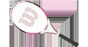 Tenisové rakety pro ženy - Jak vybrat správnou