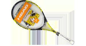 Tenisová raketa Head 4000 - Pro rekreaci a začátečníky