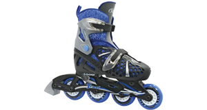 Inline brusle Roller Derby Hybrid G900 Blue