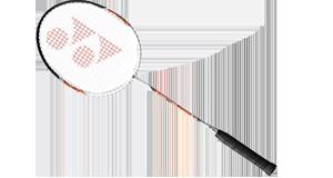 Badmintonová raketa Yonex Armortec 250 Red ´09