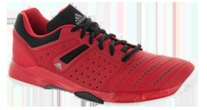 Sálová obuv Adidas Court Stabil Black/White