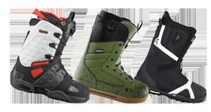 Jak vybrat a koupit správné snowboardové boty