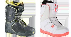 Snowboardové boty pro začátečníky a amatéry Shape Compromise