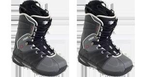 Snowboardové boty profesionální Shape Luxury