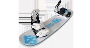 Jak vybrat a koupit nejlepší snowboard