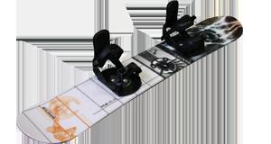 Univerzální Snowboard - Gravity Oneye